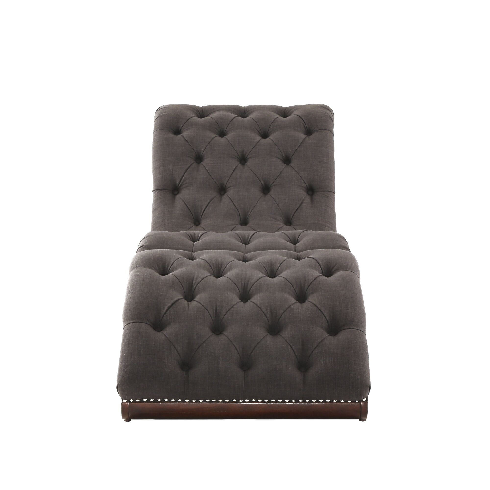 Lark Manor Celya Chaise Lounge and Ottoman Set & Reviews