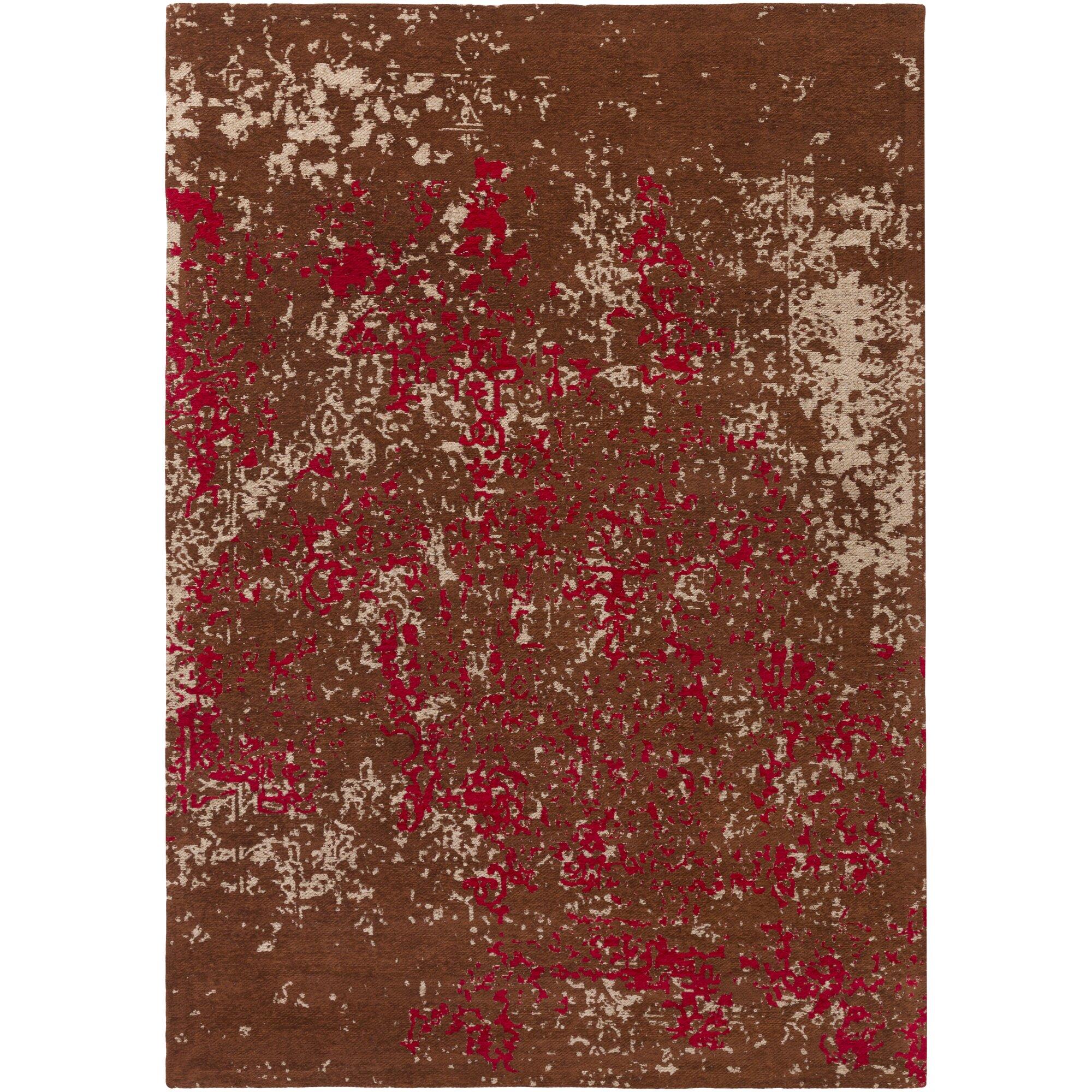 Artistic Weavers Egypt Lara Handmade Brown/Pink Area Rug ...