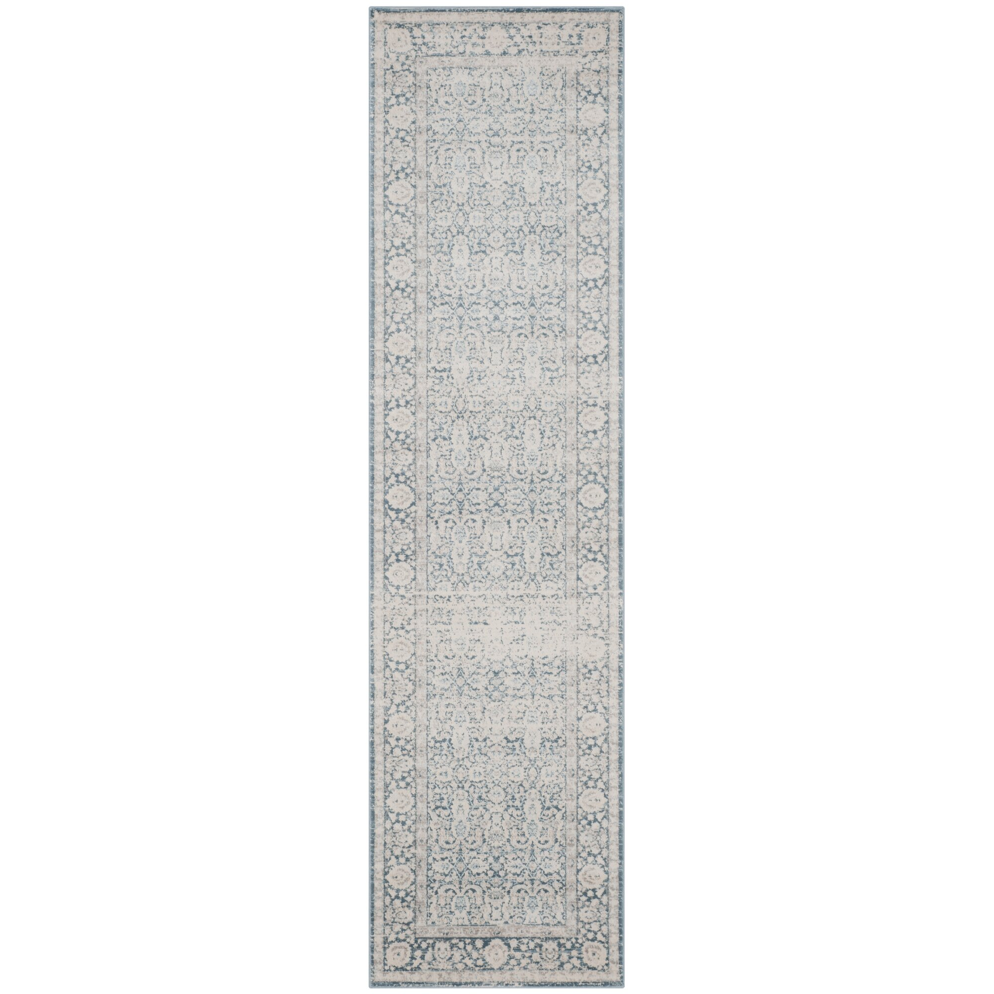 Safavieh Klara Blue Grey Area Rug Wayfair Co Uk