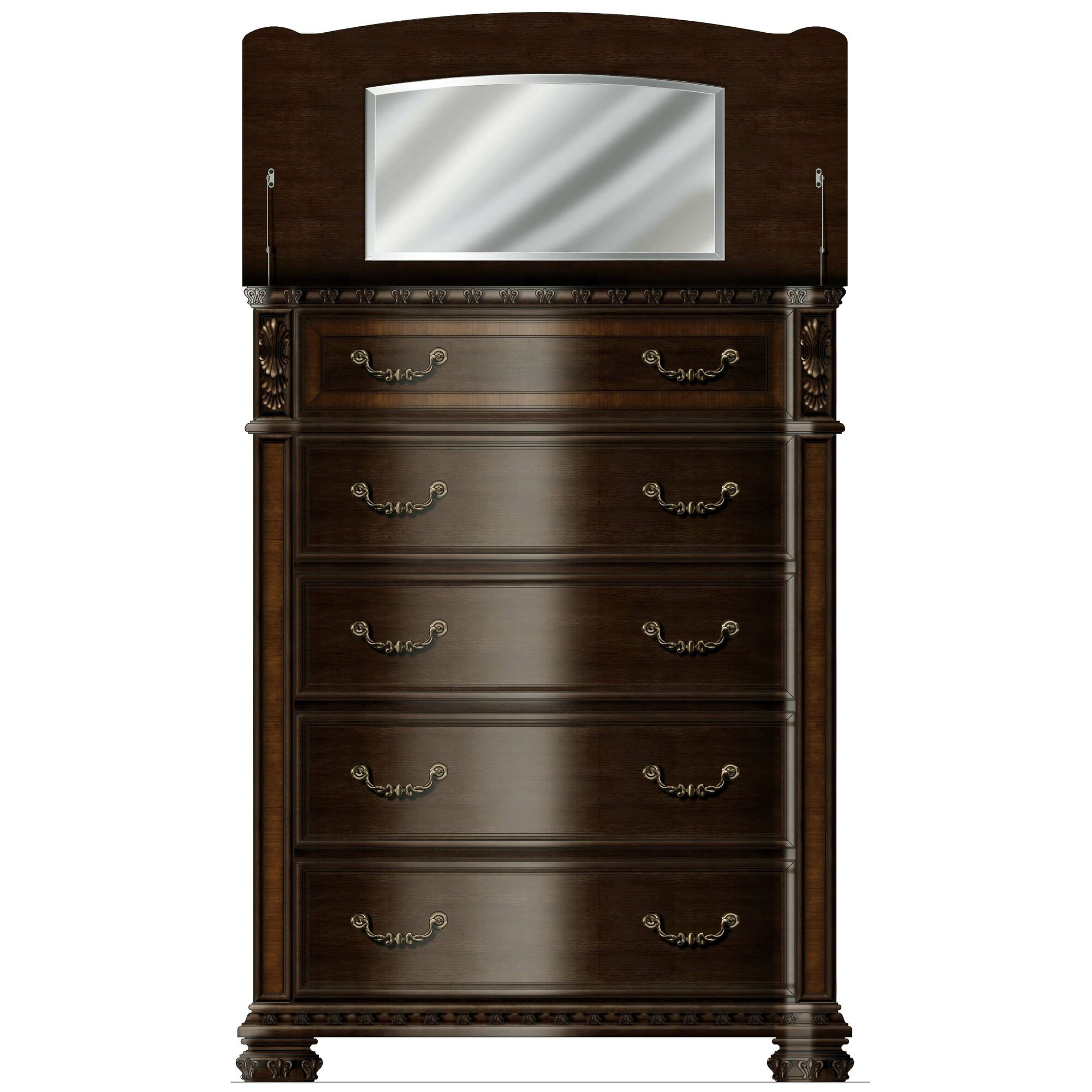 Ultimate Accents Old World 5 Pc Bedroom Set Reviews