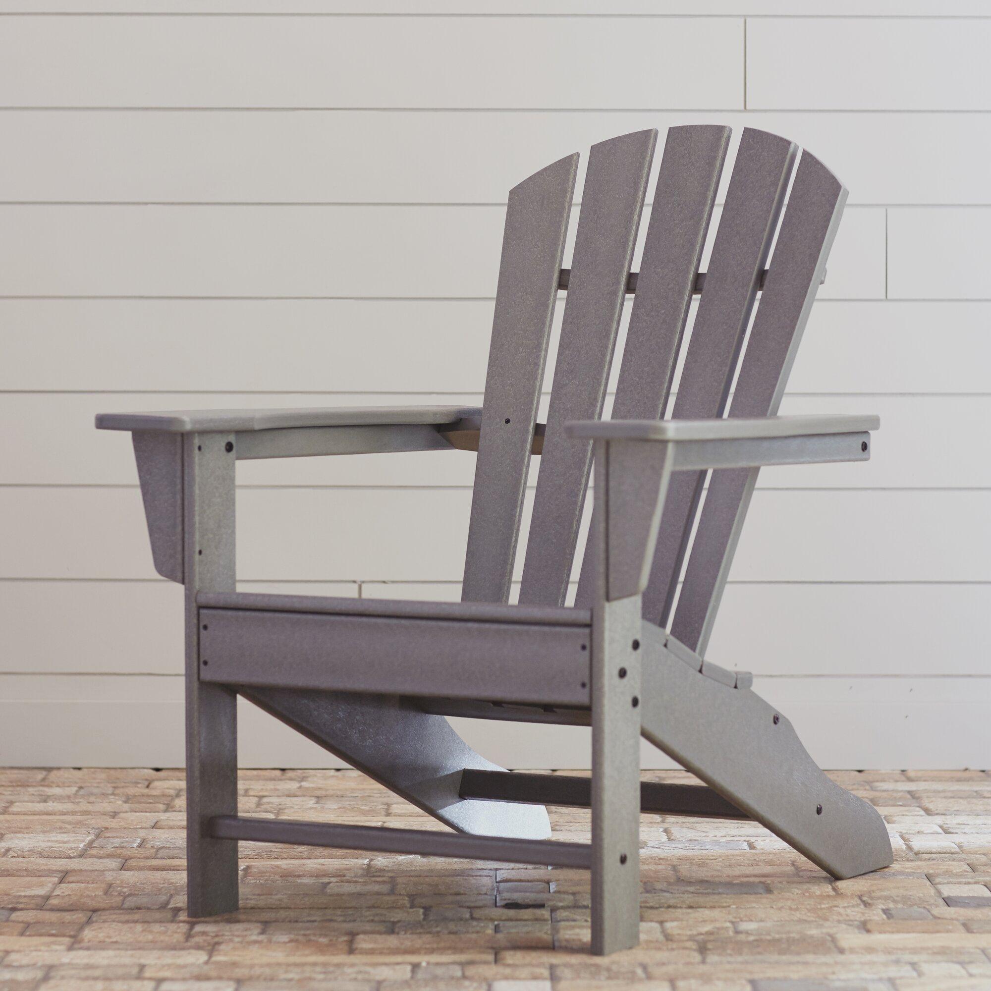 Polywood Palm Coast Adirondack Chair Reviews