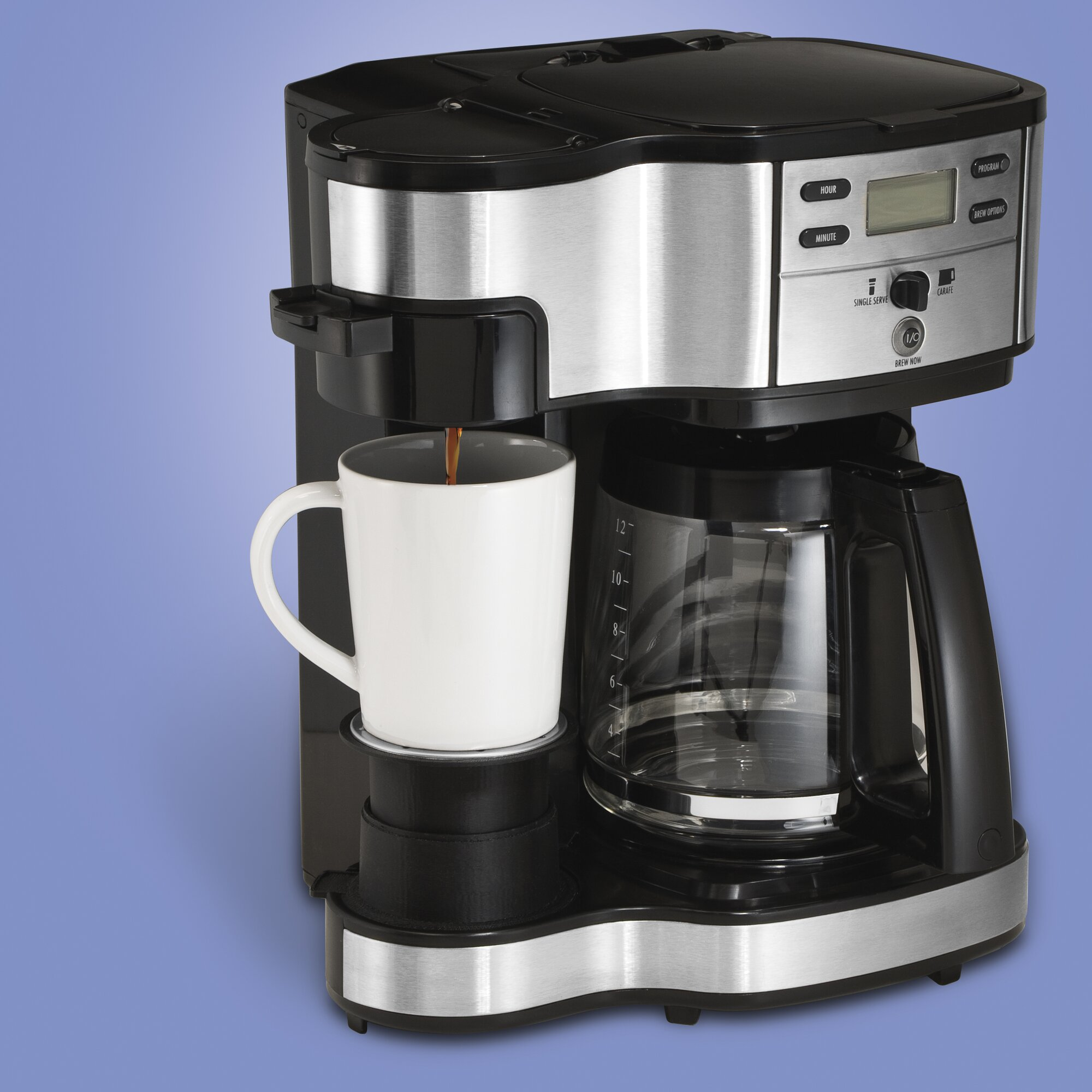 Under Cabinet Mount Coffee Maker Instacabinet Us