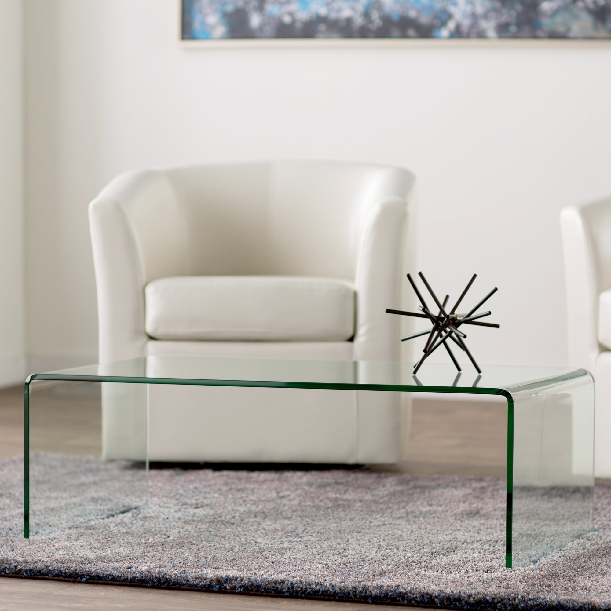 Wade Logan Green Cove Springs Coffee Table Reviews Wayfair