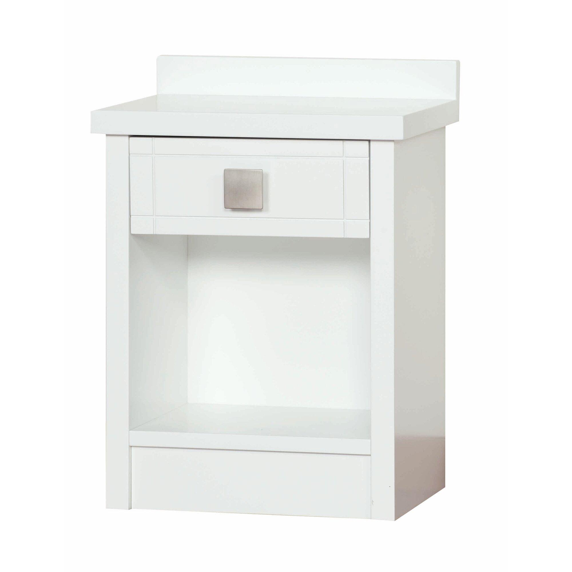 world design spain nachttisch luna mit schublade. Black Bedroom Furniture Sets. Home Design Ideas