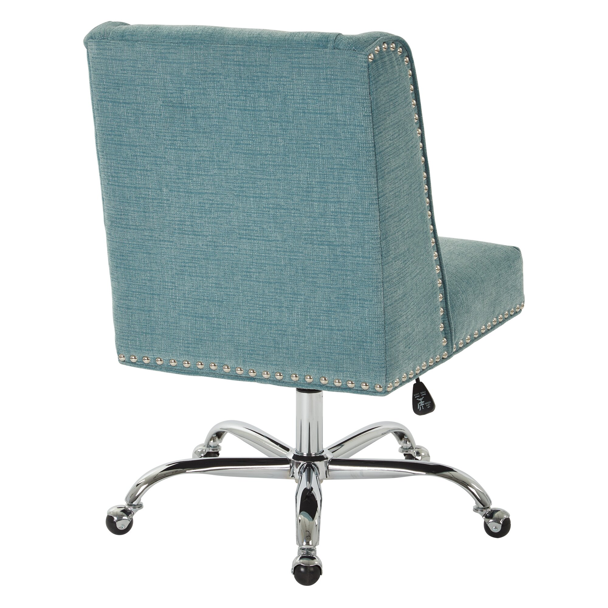 Inspired By Bassett Alyson Mid Back Desk Chair Amp Reviews