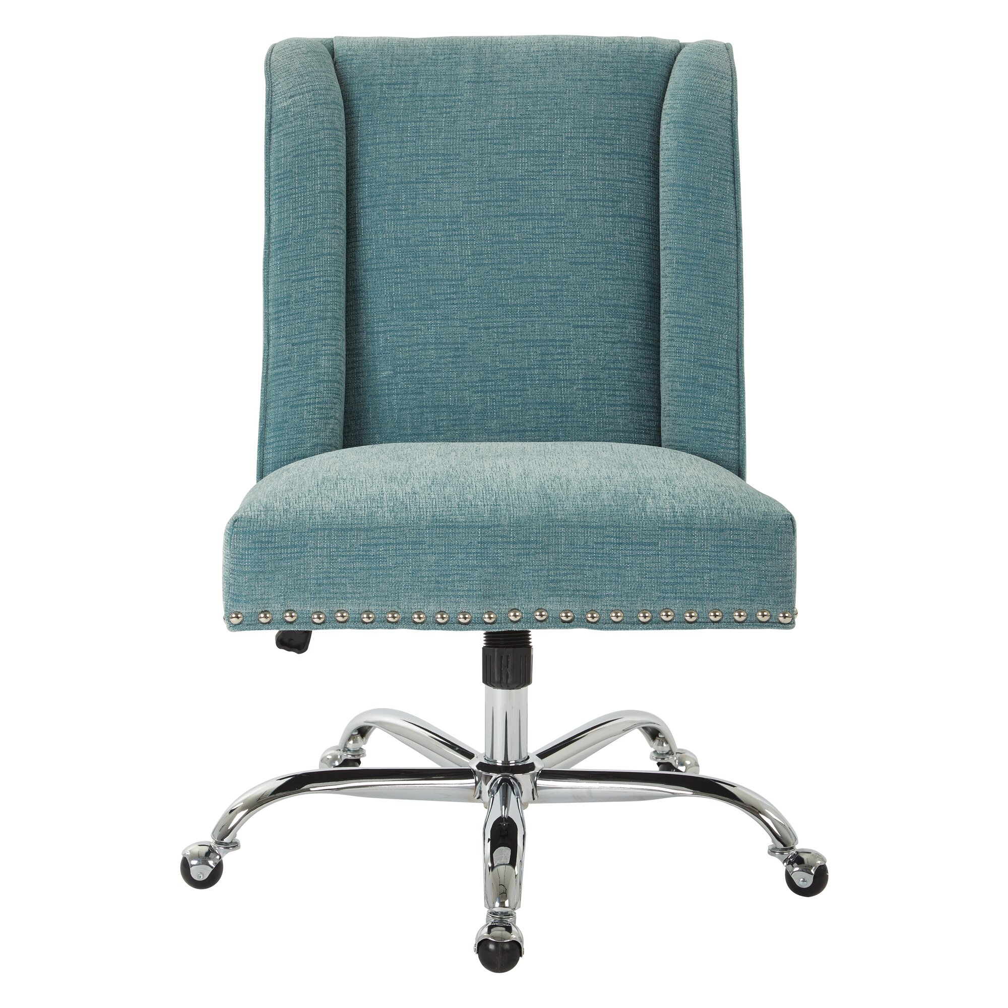 Modern task chairs - Alyson Mid Back Desk Chair