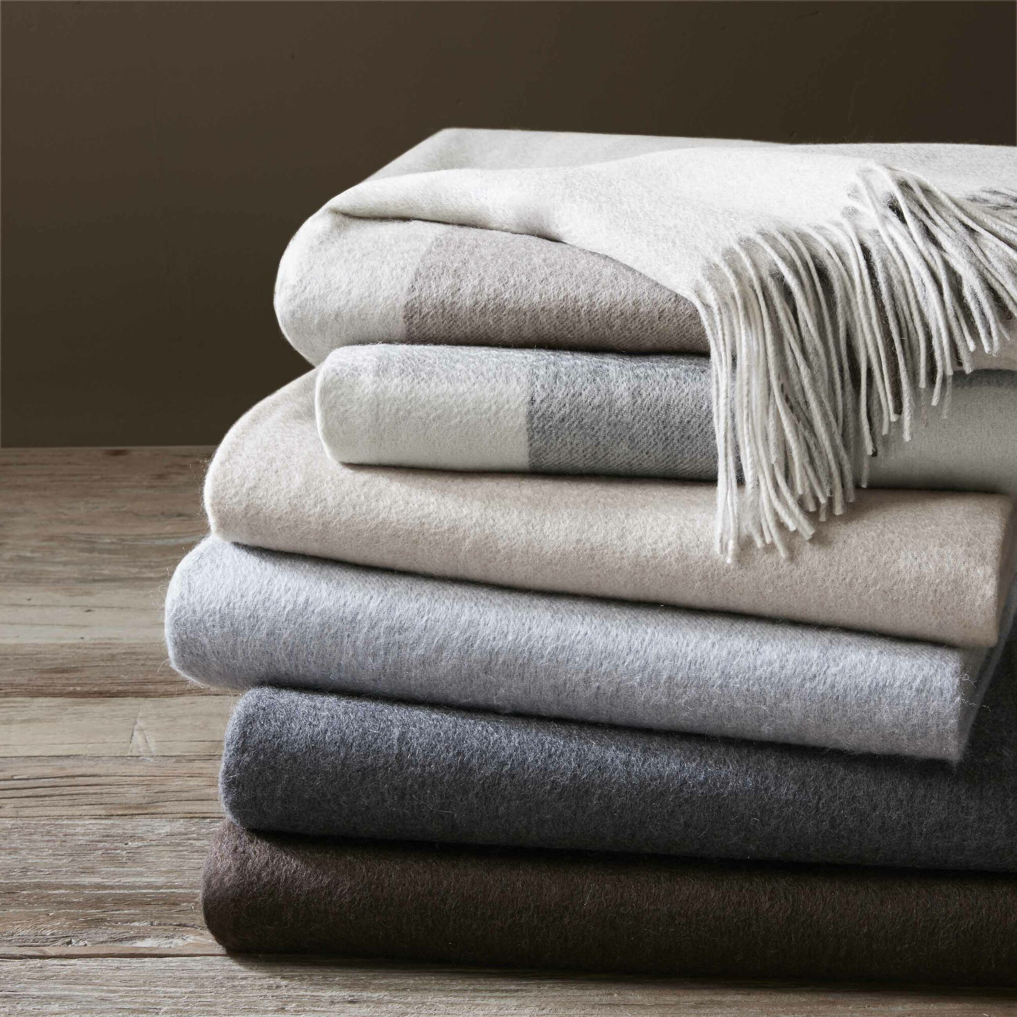 Madison Park Signature Cashmere Throw Blanket Amp Reviews
