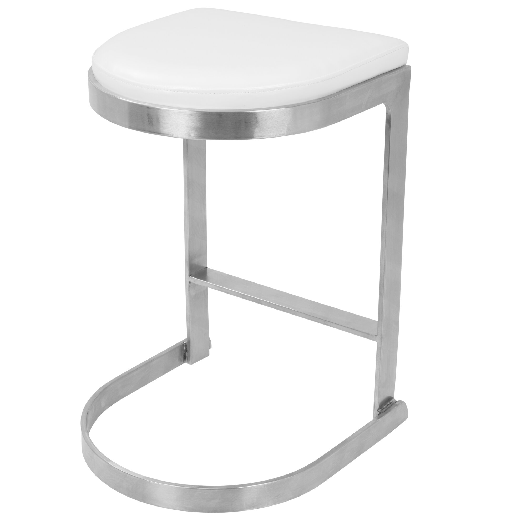 Wade Logan Archimedes 24 Quot Bar Stool With Cushion Amp Reviews