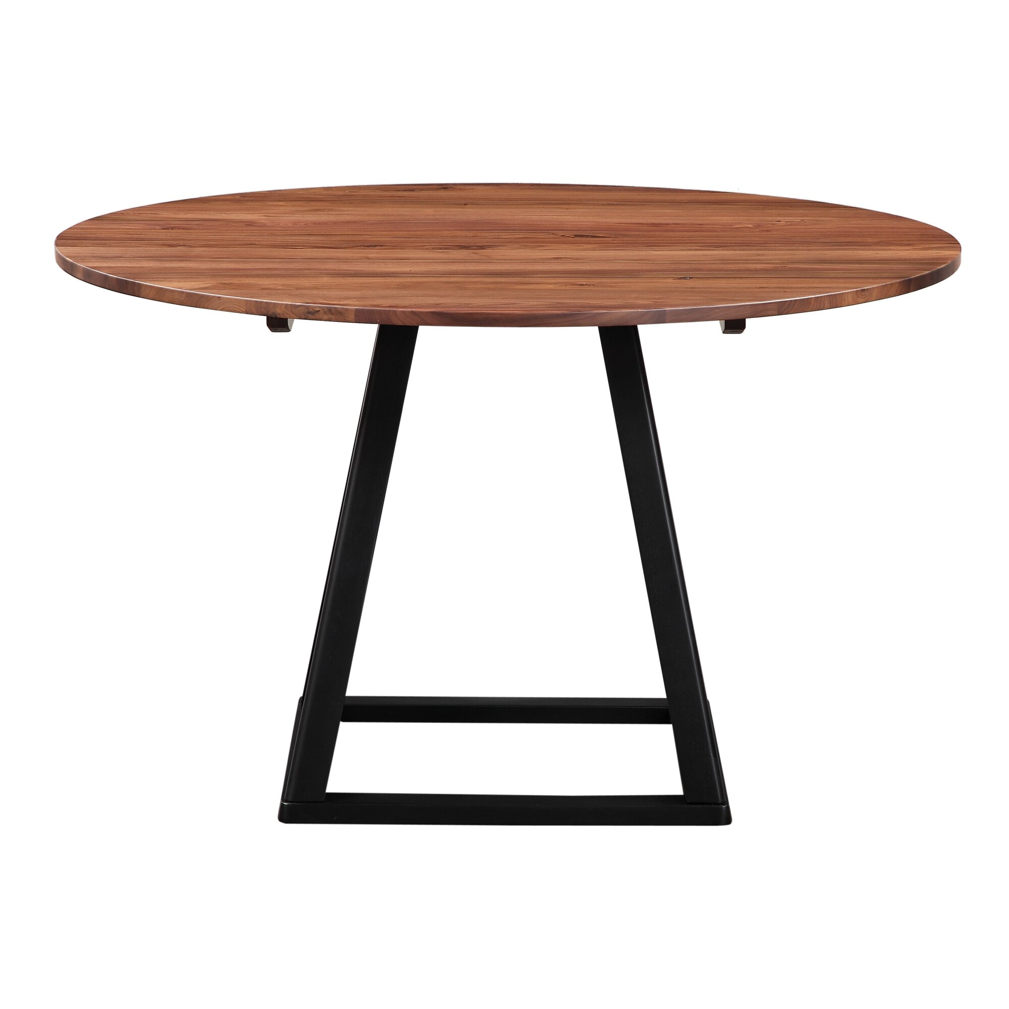 Fitzgerald round dining table allmodern for Round table 85 ortenau