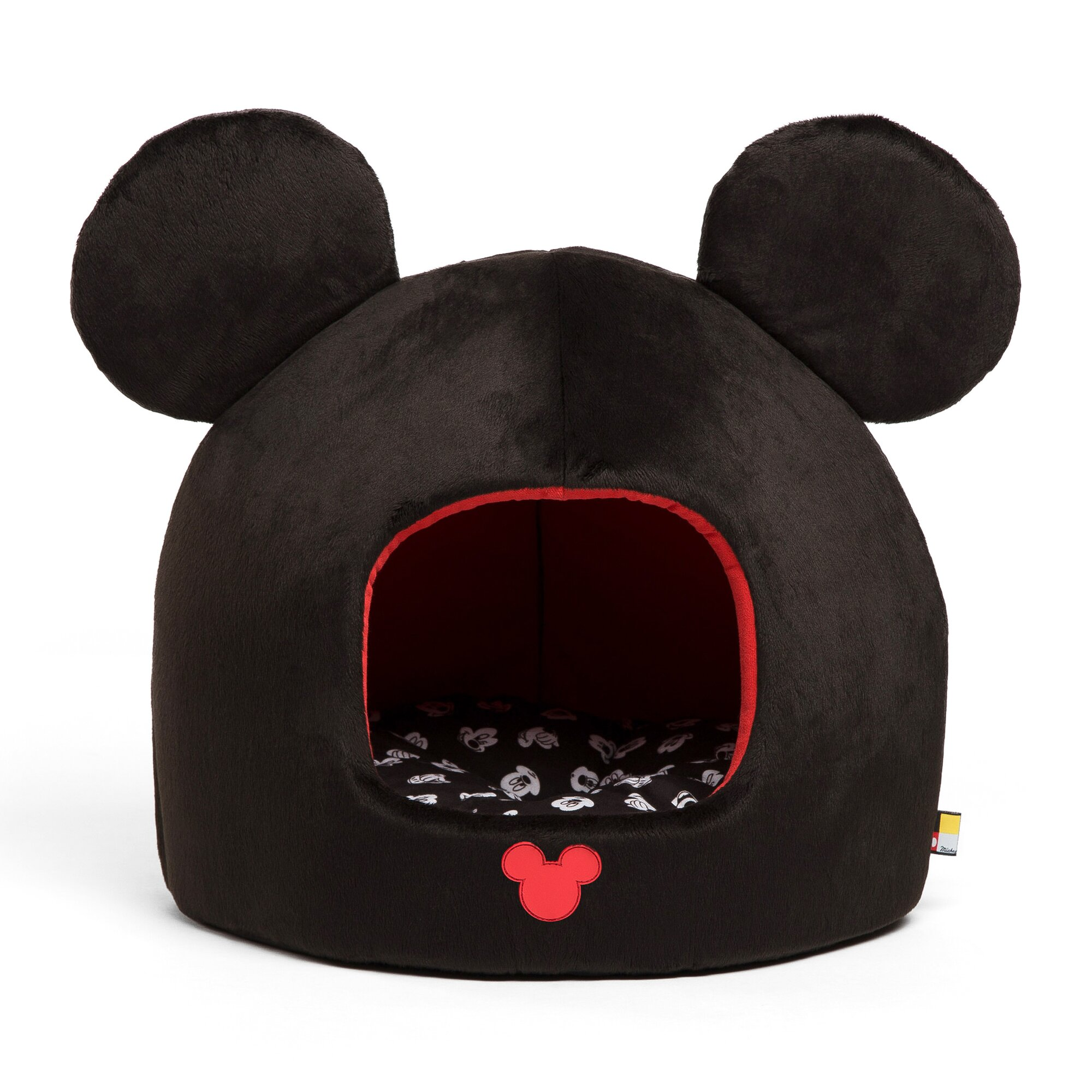 Disney Mickey Mouse Dome Dog Bed  Reviews Wayfair - Mickey mouse bathroom accessories