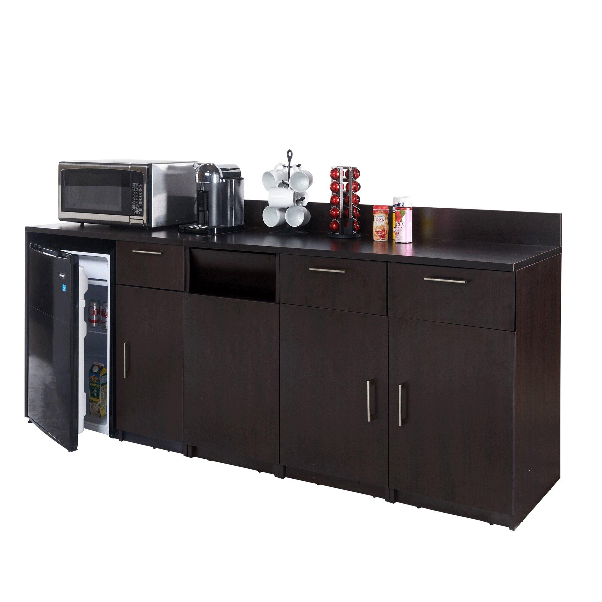 Breaktime coffee break 36 x 90 base cabinet for Sideboard 90 x 40