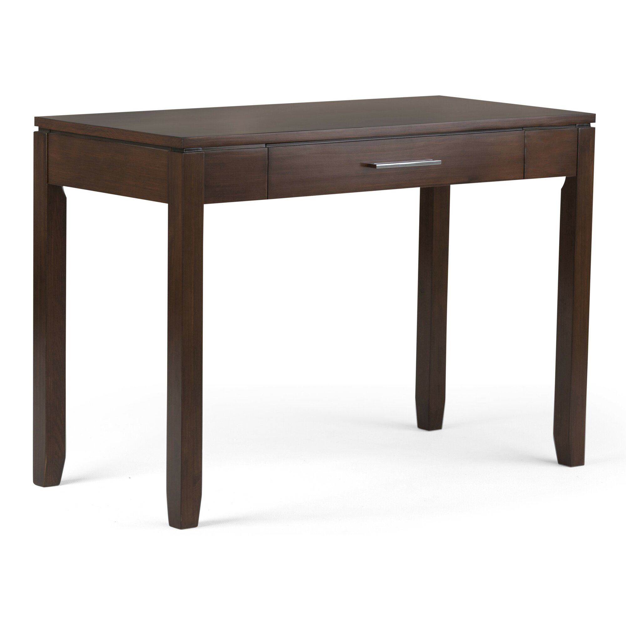 Simpli Home Cosmopolitan Writing Desk With Keyboard Tray
