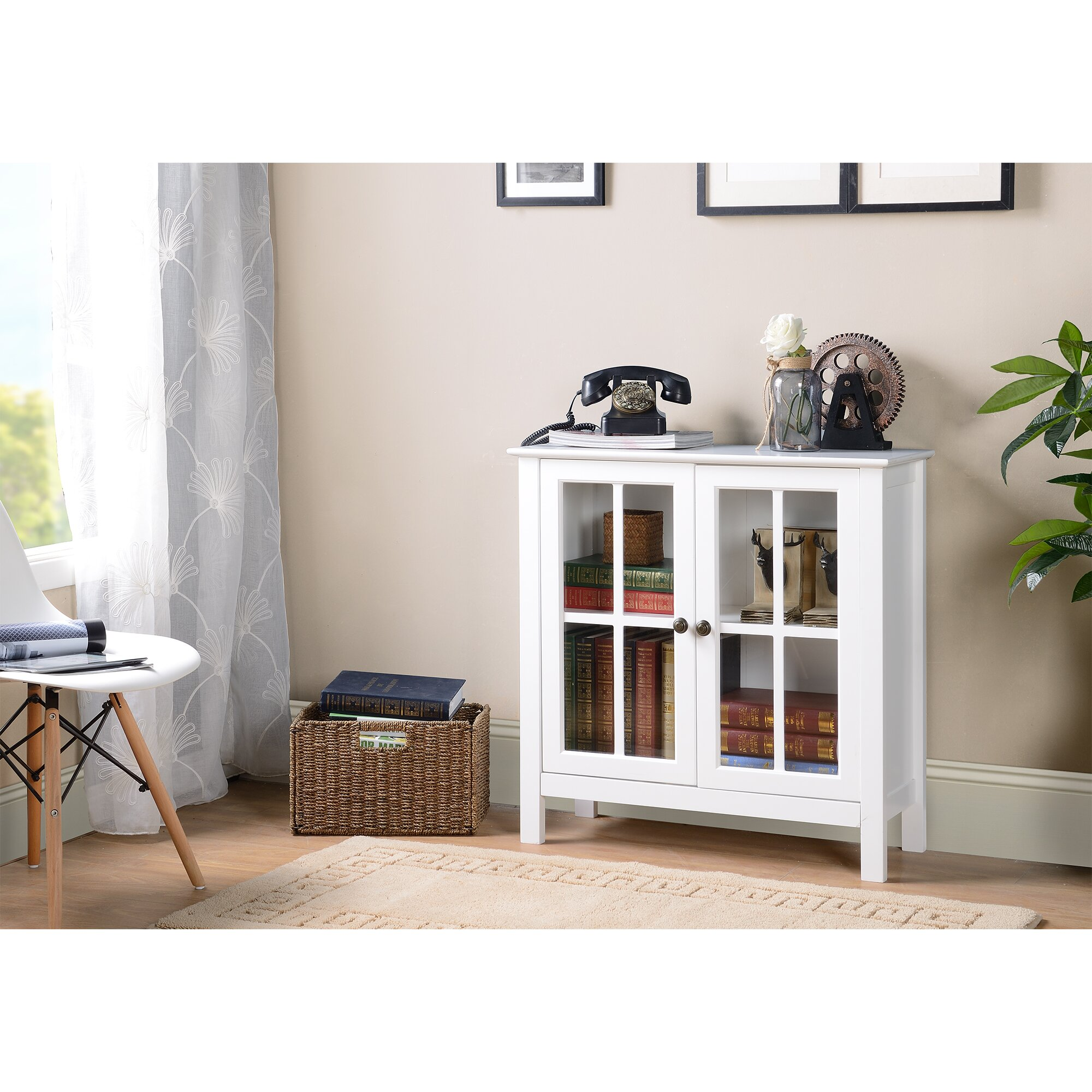 Blue Accent Cabinet. Picture Of Harbor View Accent Storage Cabinet ...