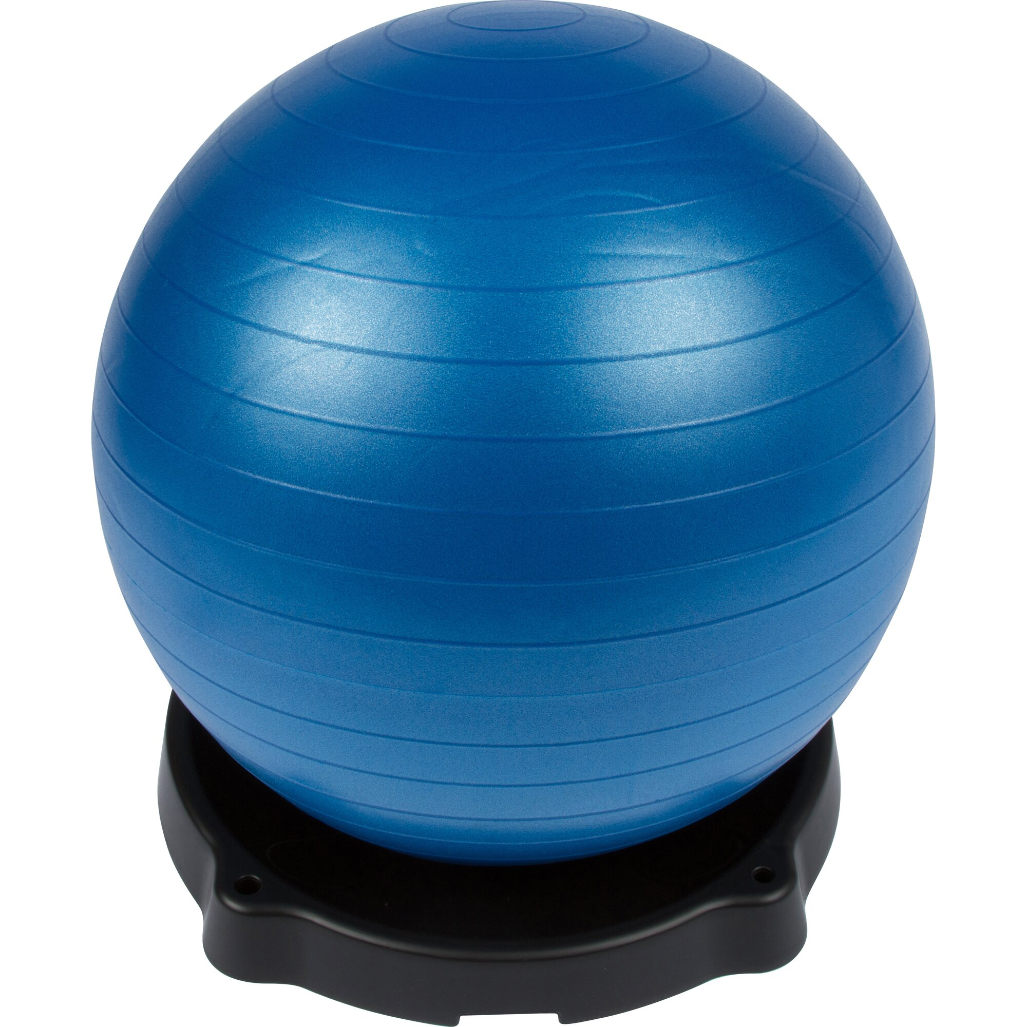 Trademark Innovations Yoga Exercise Ball Base And Stand