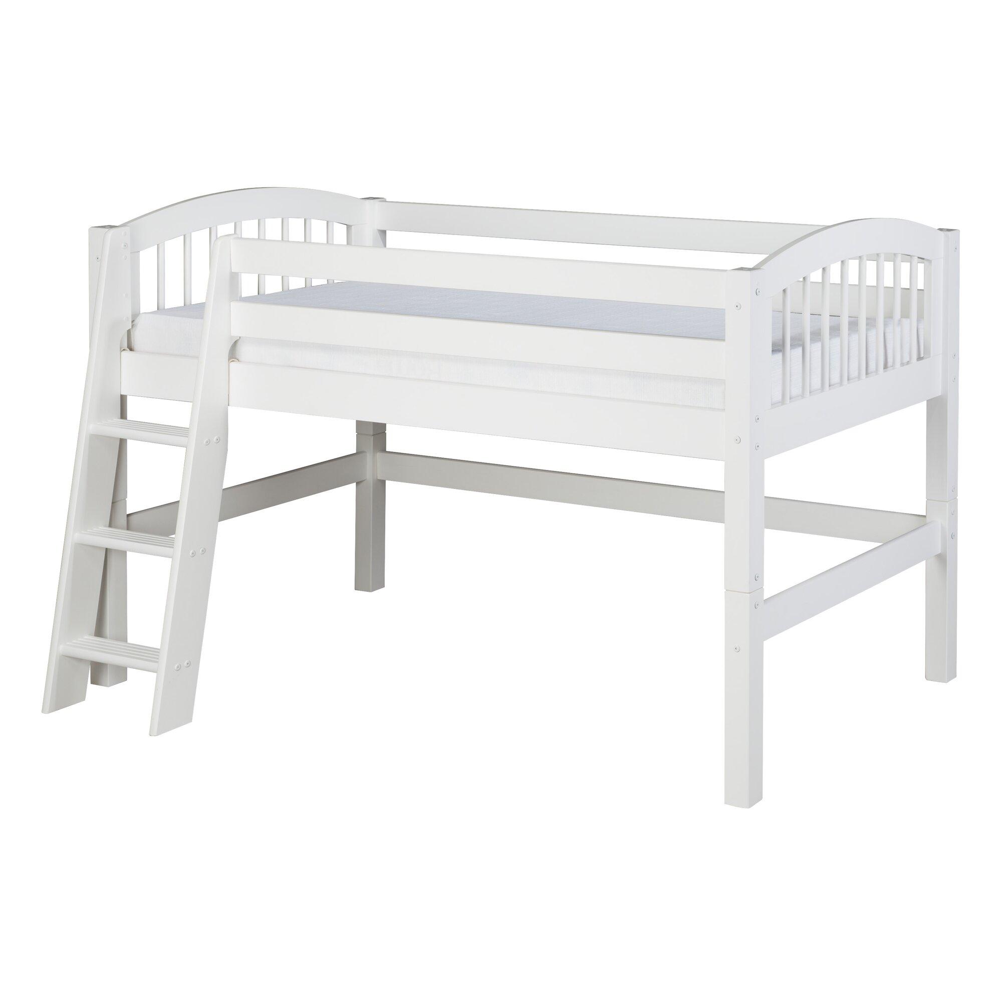 Viv Rae Isabelle Twin Low Loft Bed & Reviews