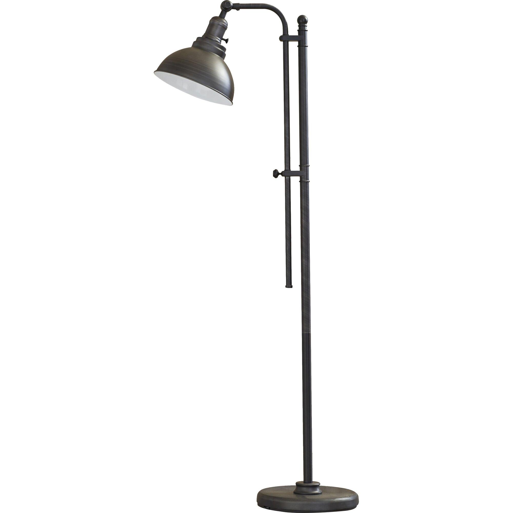 Trent austin design kaibab 65 task floor lamp reviews for Task lighting floor lamp