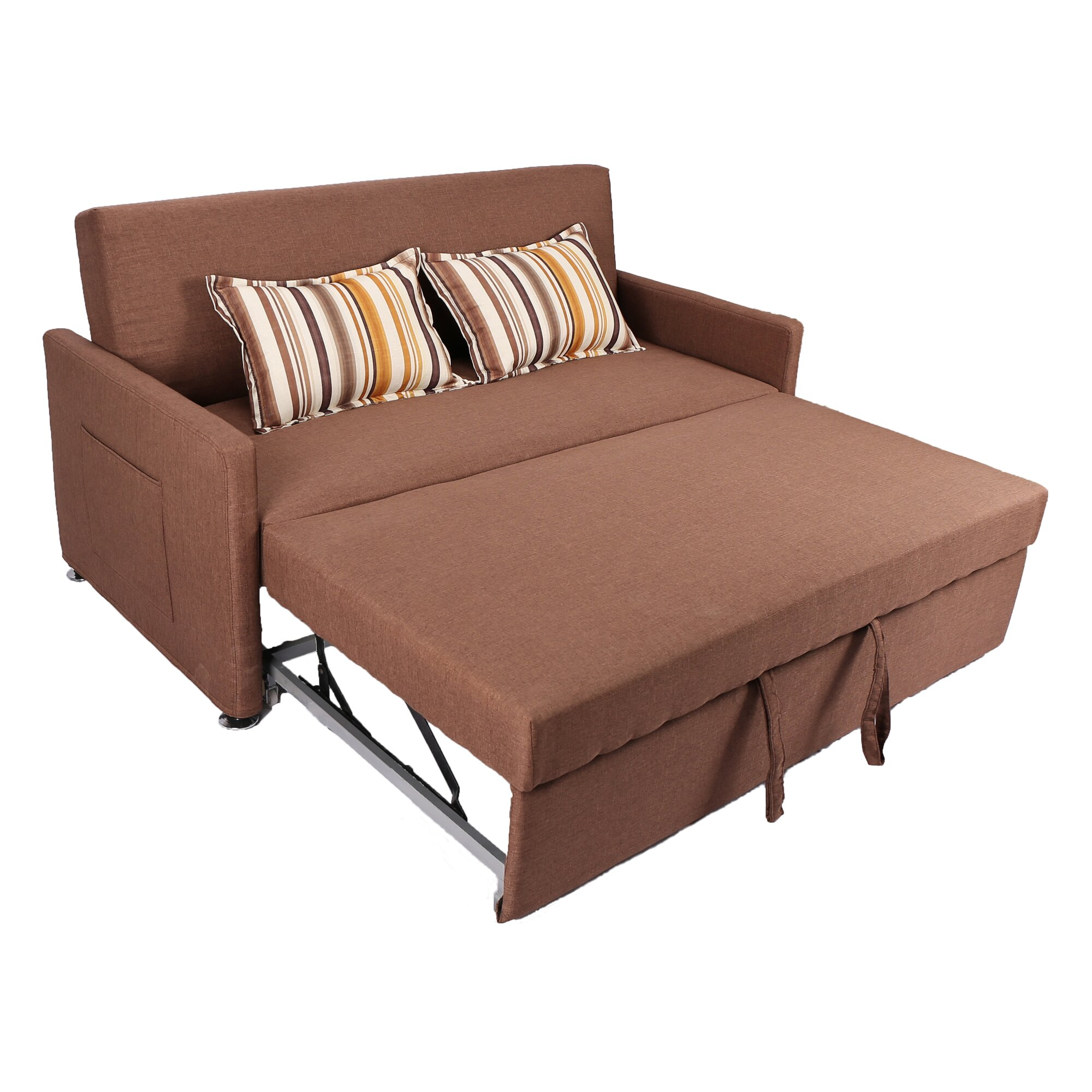 Latitude Run Corvallis Pull Out Sleeper Sofa Amp Reviews