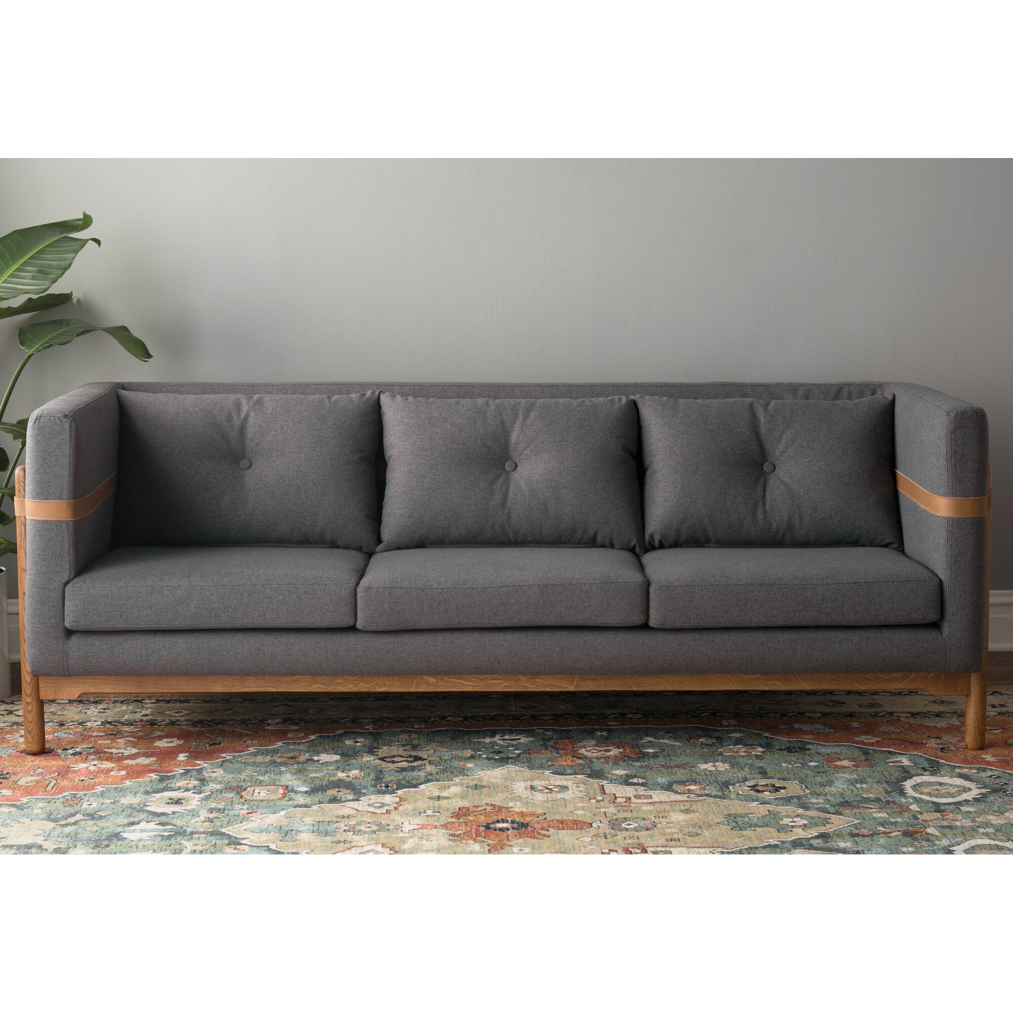 Classic Modern Sofa Instasofas