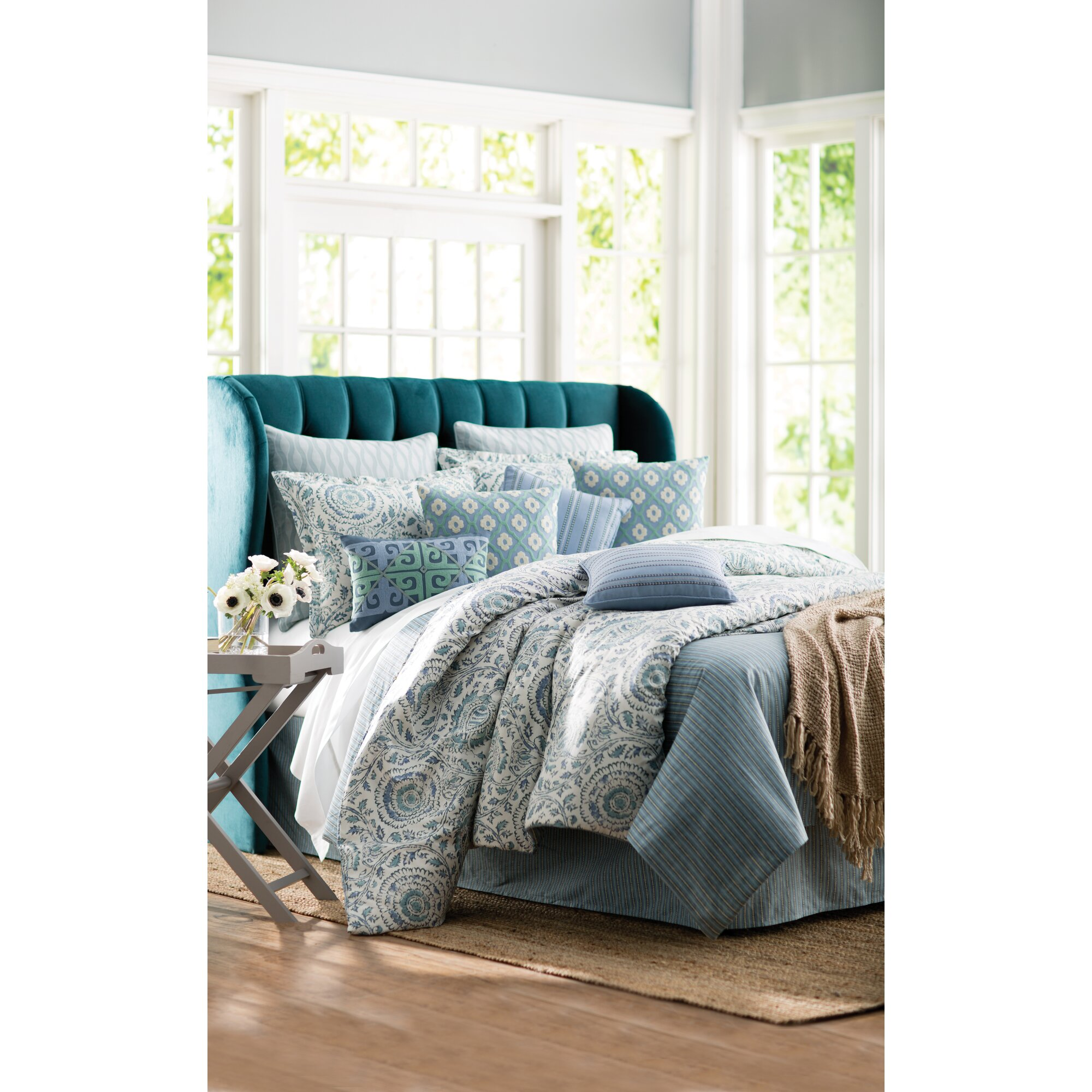 echo design Kamala Comforter Set & Reviews   Wayfair