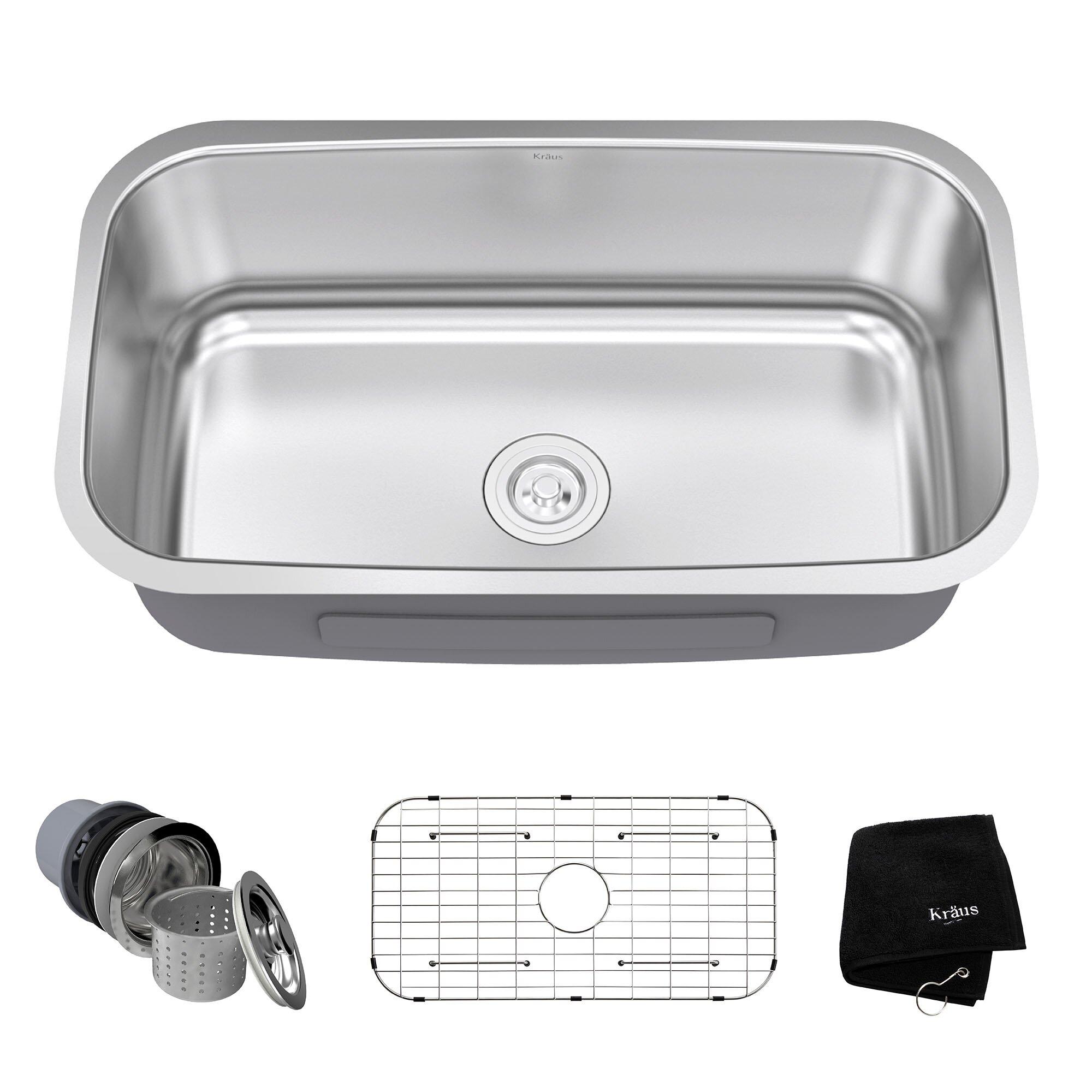 Steel Queen Kitchen Sinks - Creepingthyme.info
