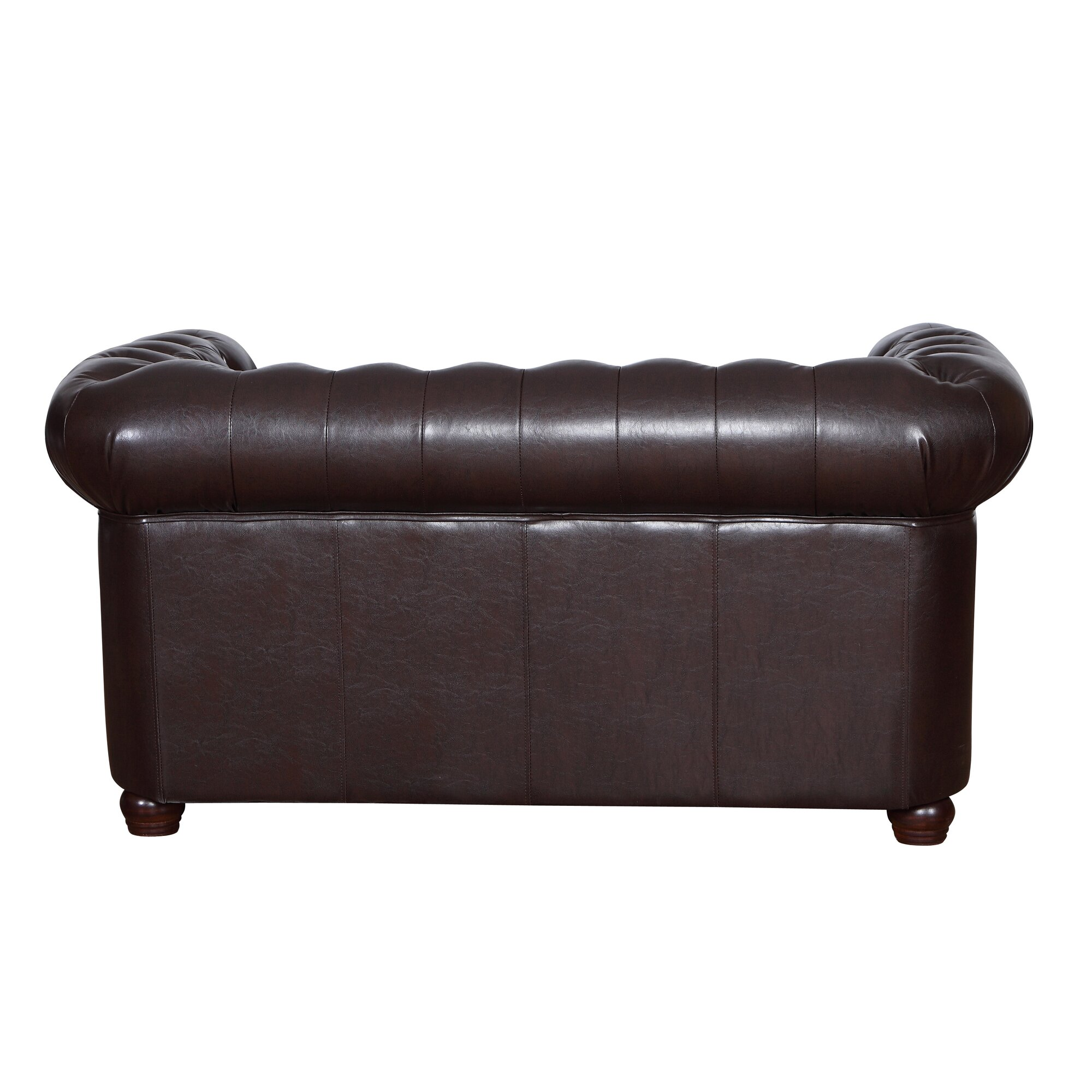 Home haus 2 sitzer chesterfield sofa york for Sofa york 3 sitzer