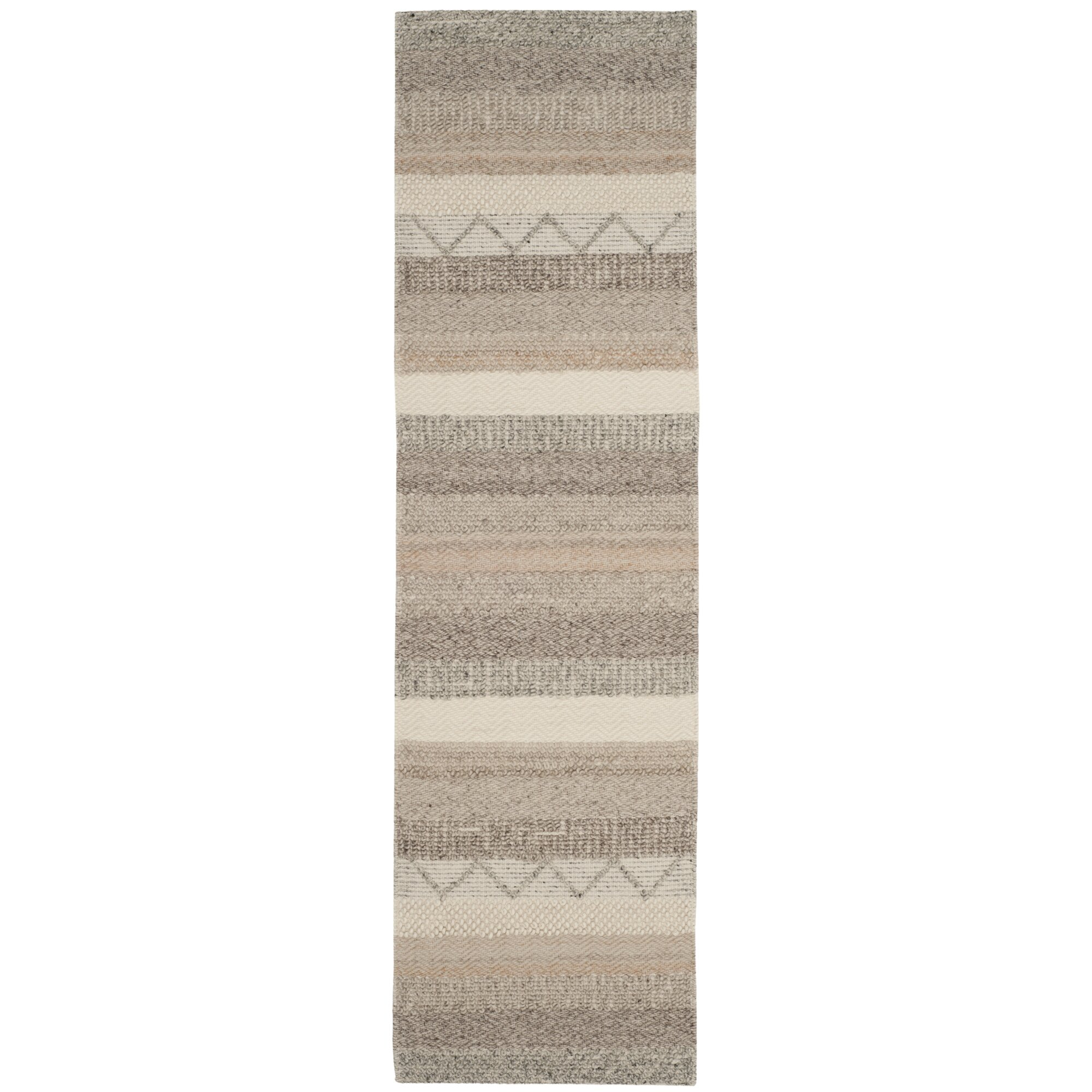 Langley Street Daytona Beach Hand-Tufted Beige Area Rug