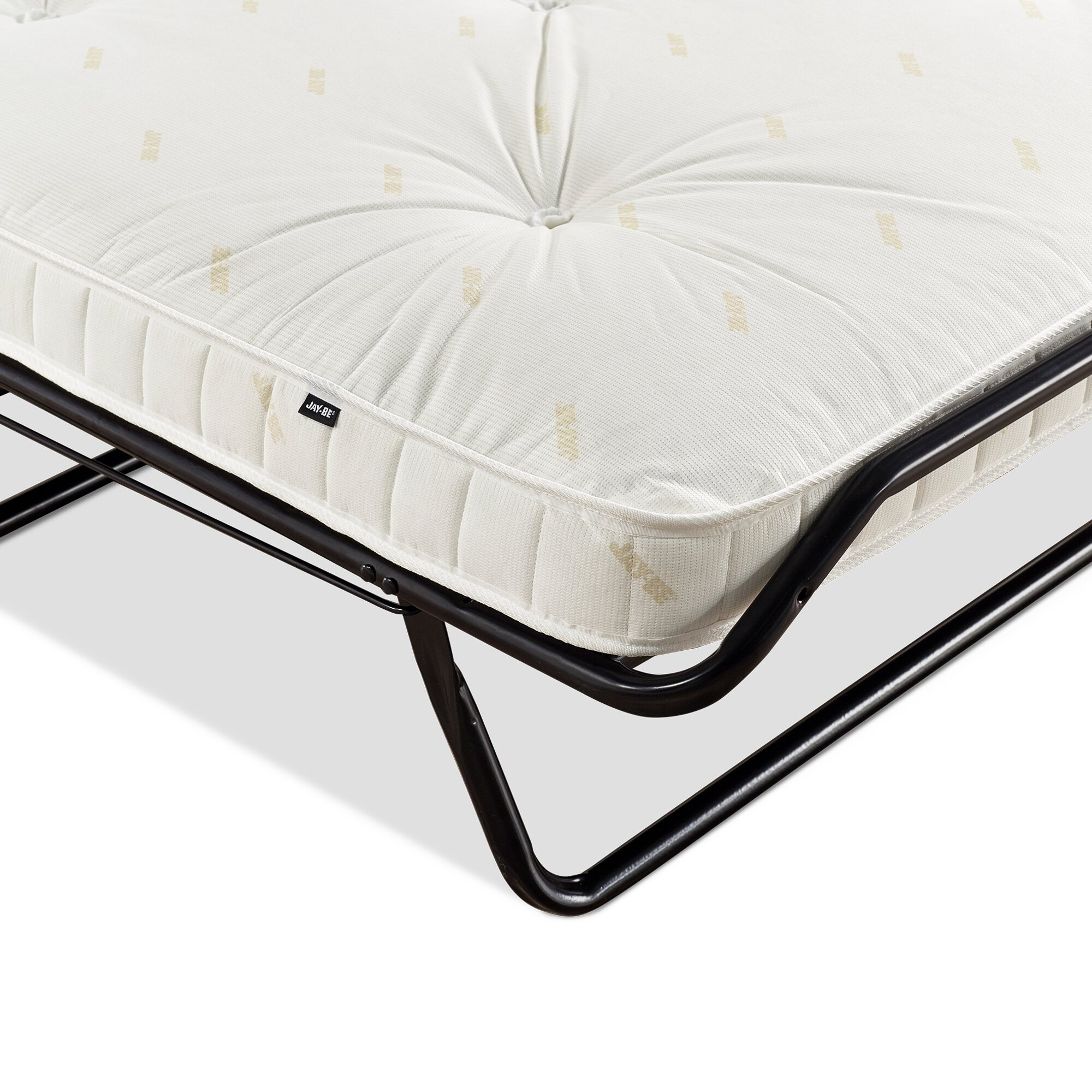 Jay Be Visitor Folding Bed With Pocket Spring Mattress