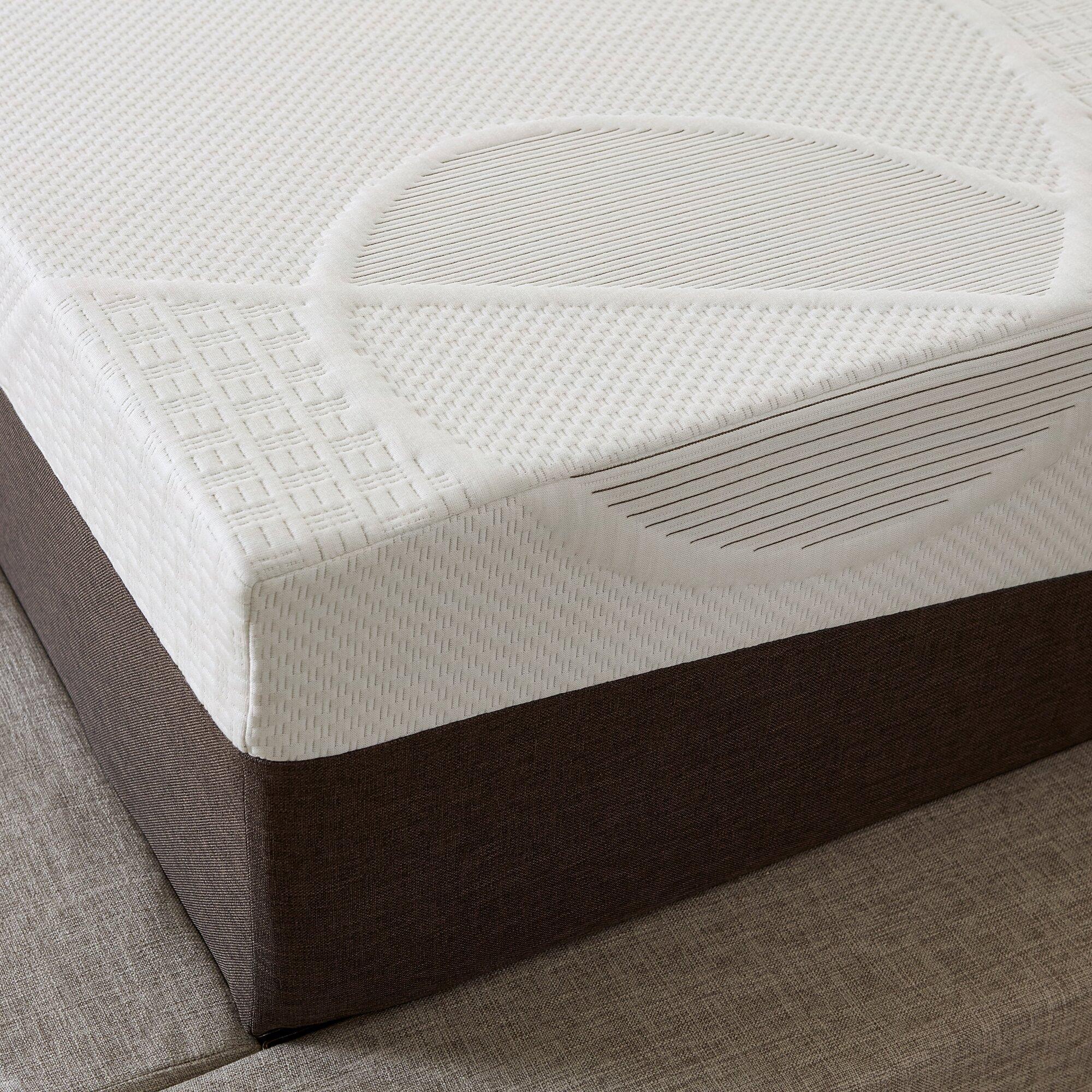Anew Edit 14 Firm Gel Memory Foam Mattress
