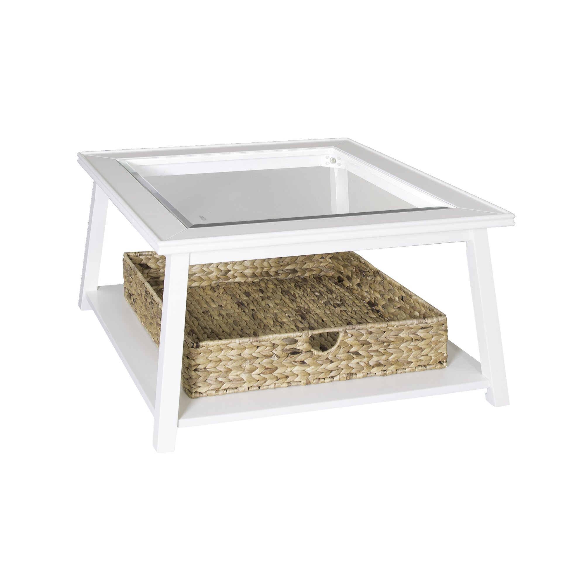 Tori Coffee Table In Linen Reviews Joss Main