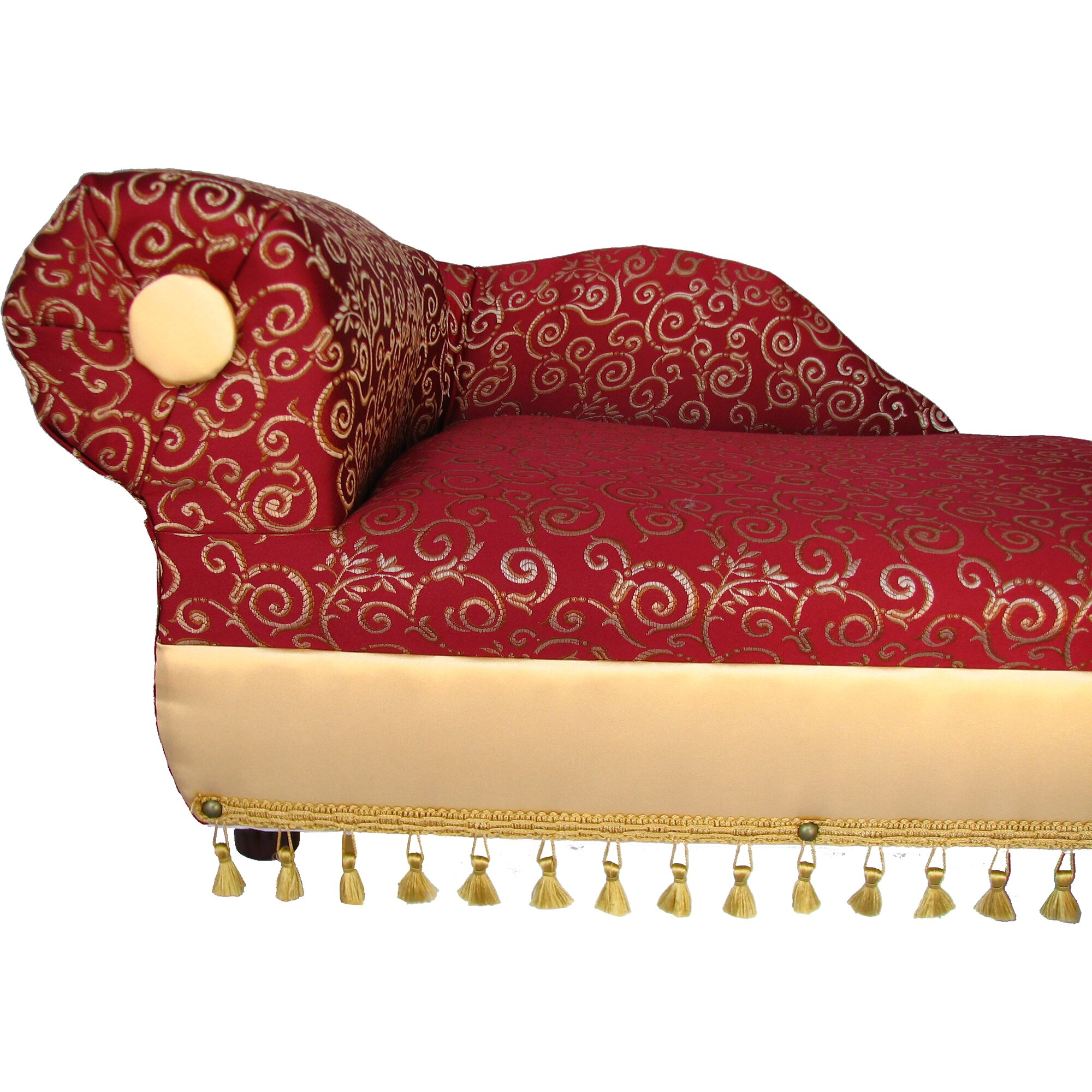 Keet cleopatra dog chaise elegant reviews for Chaise cleopatra