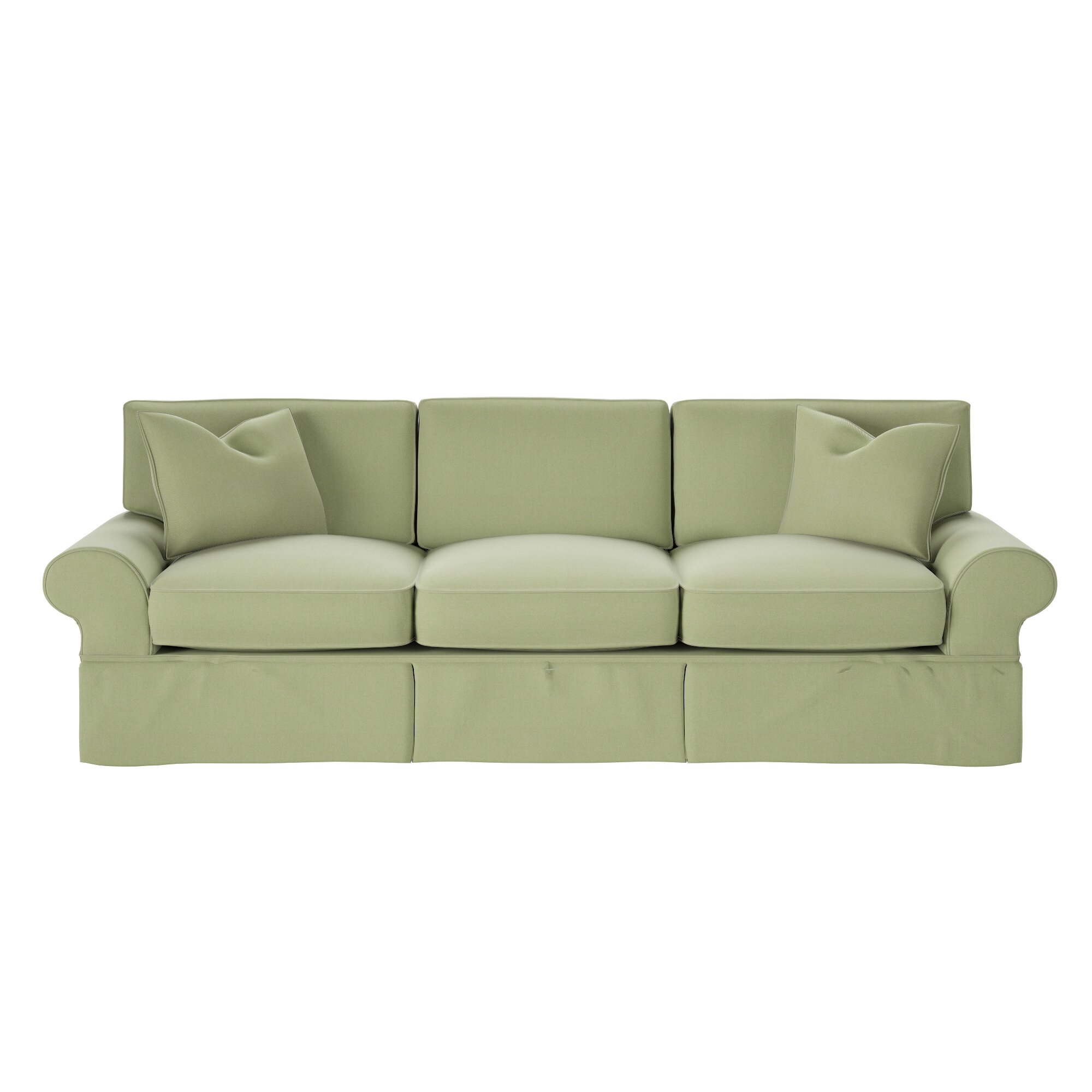 Wayfair custom upholstery casey sofa reviews wayfairca for White sectional sofa wayfair
