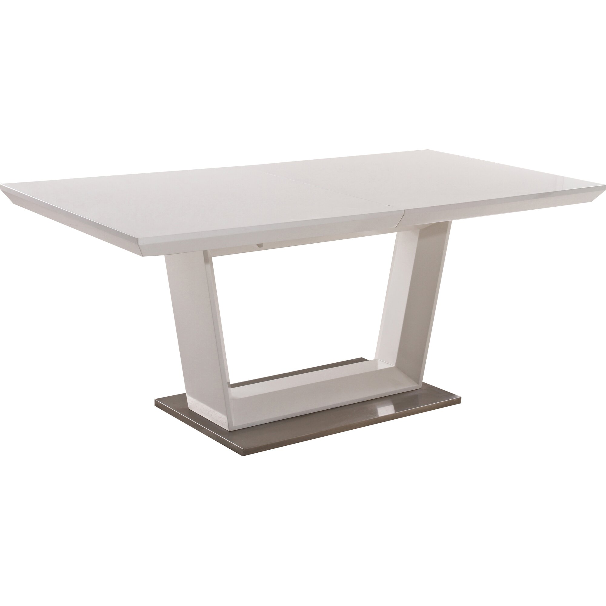 Creative Images International Extendable Dining Table  : ExtendableDiningTable from www.wayfair.com size 2000 x 2000 jpeg 84kB