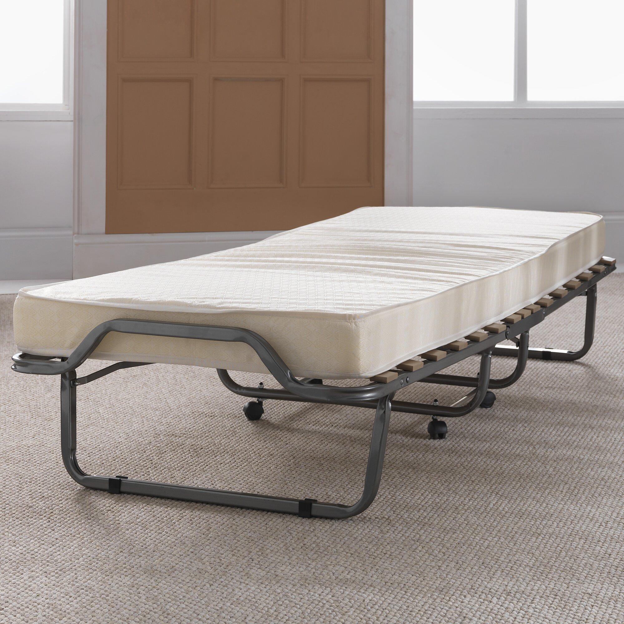 Folding Beds Reviews : Home haus luxor folding bed reviews wayfair