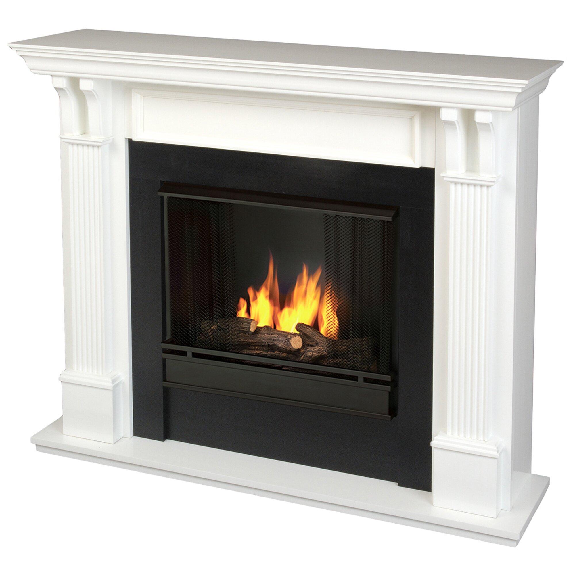 Real Flame Ashley Gel Fuel Fireplace & Reviews | Wayfair