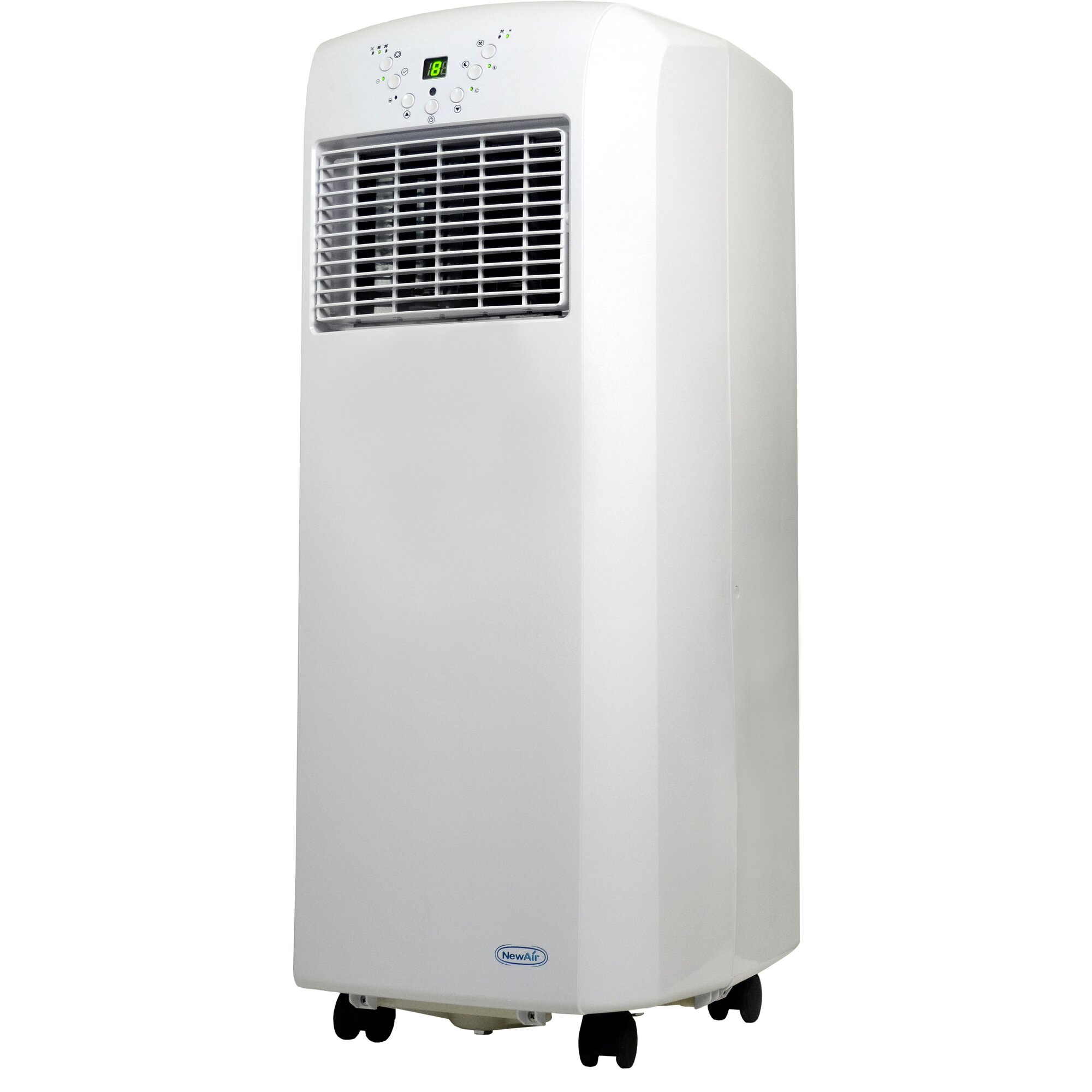 #61614B NewAir 10 000 BTU Portable Air Conditioner With Remote  Most Recent 13510 Portable Air Conditioner Ratings image with 2000x2000 px on helpvideos.info - Air Conditioners, Air Coolers and more