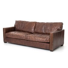 Fine Modern Leather Couch Sofa H And Design