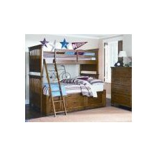 Camryn Standard Bunk Bed with Storage Unit by Viv + Rae
