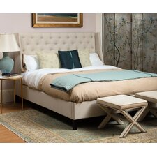 Filton Upholstered Panel Bed by House of Hampton