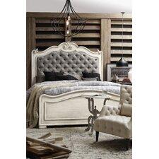 Arabella Upholstered Panel Bed by Hooker Furniture