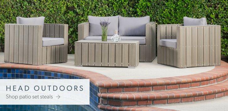 outdoor | allmodern - Patio Furniture Design