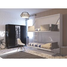 Kirk Twin Murphy Bed by Viv + Rae