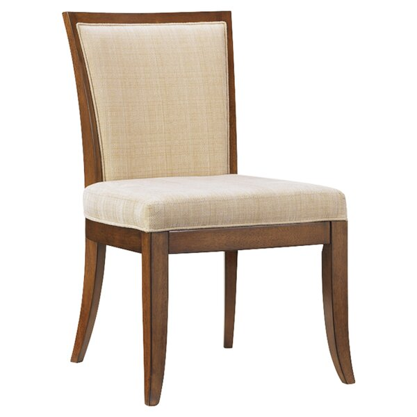 Tommy bahama home ocean club kowloon side chair reviews for Bahama towel chaise cover