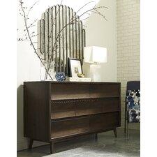 Gullickson 7 Drawer Dresser with Mirror by Brayden Studio