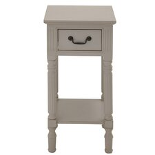 Urban Designs Lena End Table by EC World Imports
