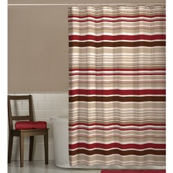 Maytex Meridian Polyester Fabric Shower Curtain Amp Reviews