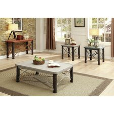 Avalon Springs 3 Piece Coffee Table Set by Trent Austin Design