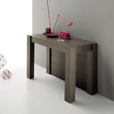 Marsala Convertible Console Table by YumanMod
