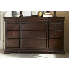 Baily 12 Drawer Dresser by Darby Home Co