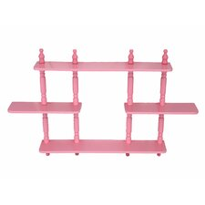 3 Tier Wall Shelves by Mega Home