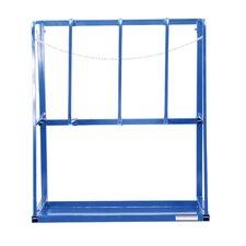 Expandable Vertical Bar Rack by Vestil